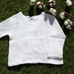 Camisa GRETA Thula Nino