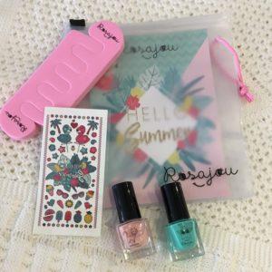 Kit de uñas NUBE Rosajou