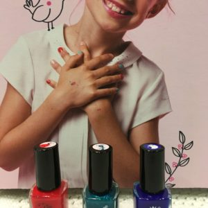 Kit de uñas NUIT Rosajou