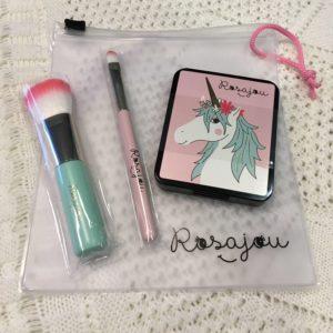 Set de maquillaje POWER Rosajou