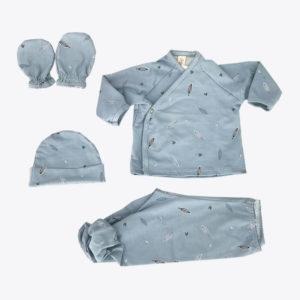 Pack Pijama APACHE Mamitis