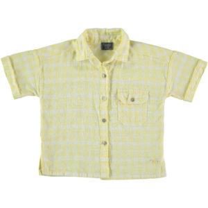 Camisa VICHY Tocoto Vintage