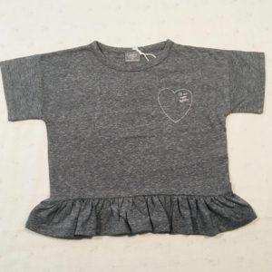Camiseta HEART Tocoto Vintage