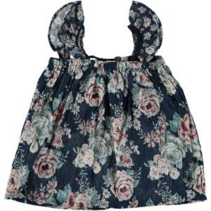 Vestido FLOWER Tocoto Vintage