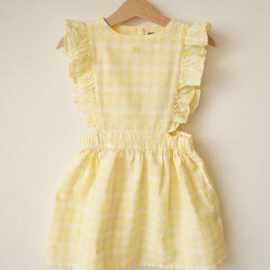 Vestido VICHY Tocoto Vintage