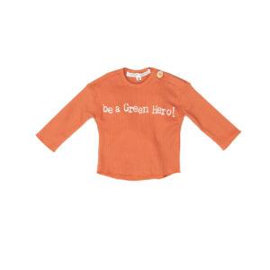 Camiseta MATTHEW NARANJA