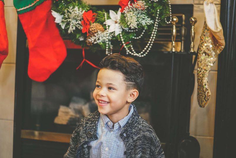 Niño Navidad mi corazon es tuyo