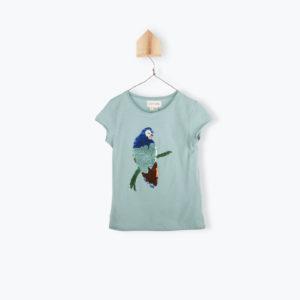 Camiseta SABINA Arsene et les Pipelettes