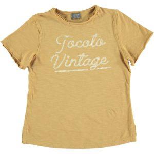Camiseta LOGO Tocoto Vintage