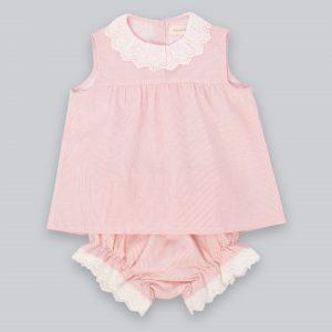 Conjunto STRIPED Baby Le Petite Blossom