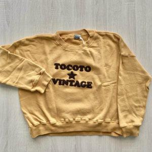 Sudadera TOCOTO Tocoto Vintage 2