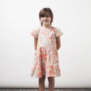 Vestido FLOWER SUN Tocoto Vintage
