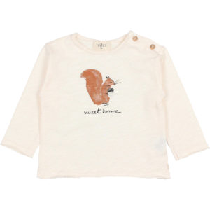Camiseta SQUIRREL Buho