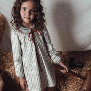 Vestido Lazada Flor Rascafría Birinit Petit