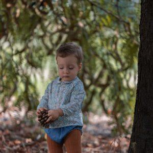 Blusa Baby AQUA La Petite Blossom