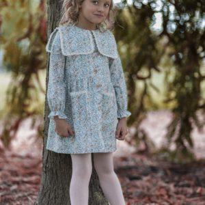 Vestido AQUA La Petite Blossom
