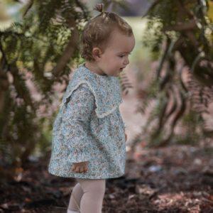 Vestido Baby AQUA La Petite Blossom